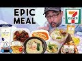 7-Eleven Japan Full Course Meal