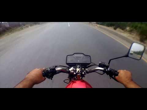 Kawasaki Gto 125 Trip to Muridke(sikham village)