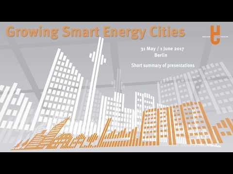 Growing Smart Energy Cities