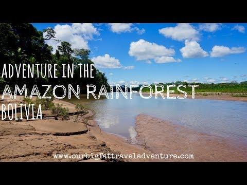 Adventure In The Amazon Rainforest Bolivia   Our Big Fat Travel Adventure