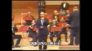 黄海の大捷  勝力和太氏主催「感動の軍歌大合唱」 より