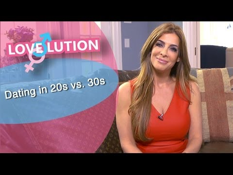 Dating Advice: Dating In Your 20s Vs. 30s - Siggy Flicker LovElution