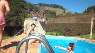Desafio Da Piscina Pool Challenge