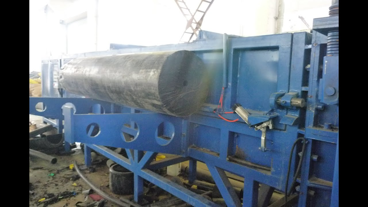 China Manufacturer For Large Diameter Hdpe Pipe Shredder