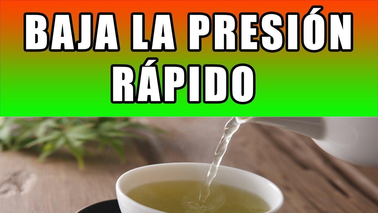 Como bajar la presion arterial rapido de forma natural remedio casero para bajar la tension - Alimentos para la hipertension alta ...