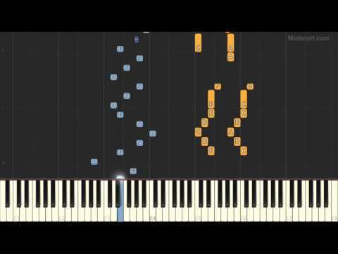 Paul Mauriat - Alouette (Piano Tutorial) [Synthesia Cover]
