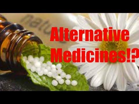 Alternative Medicines!??!!??