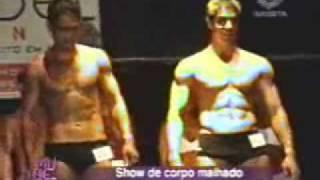 Garoto e Garota Fitness Brasil 2004