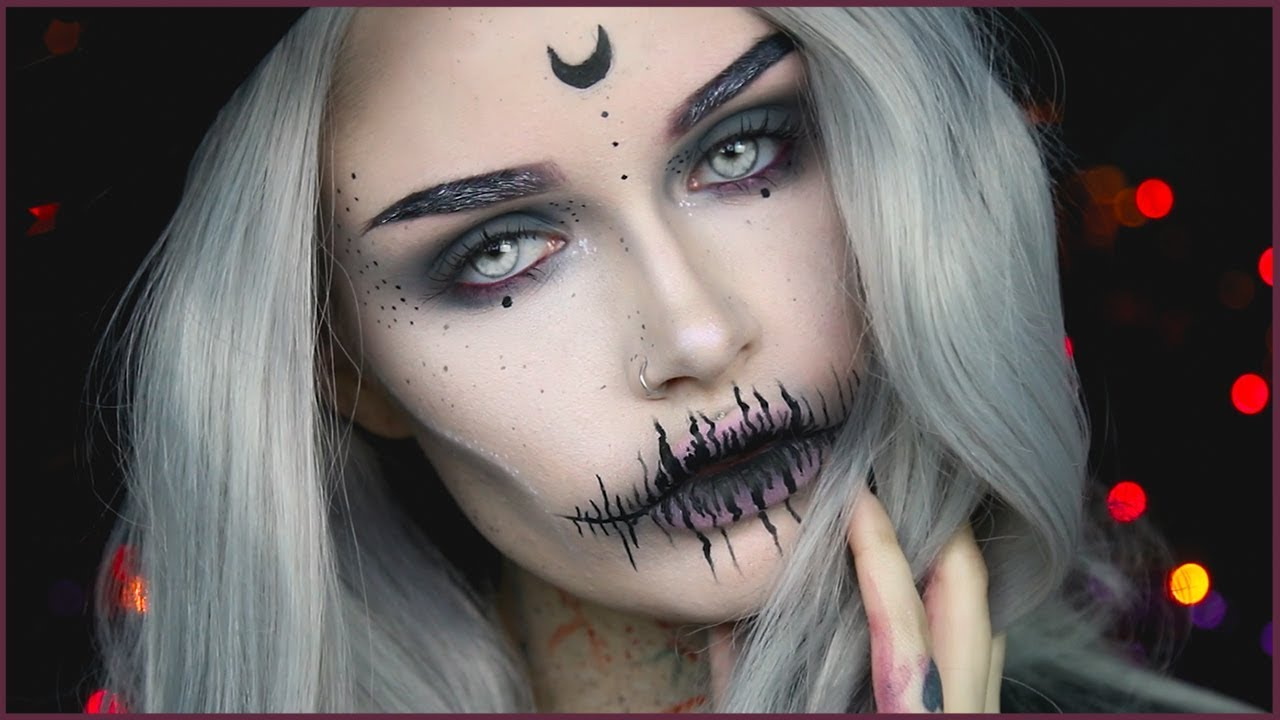 Witch-Inspired Makeup Ideas for Halloween