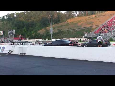 Z28 VS Mustang GT Mike Sentell / Nico