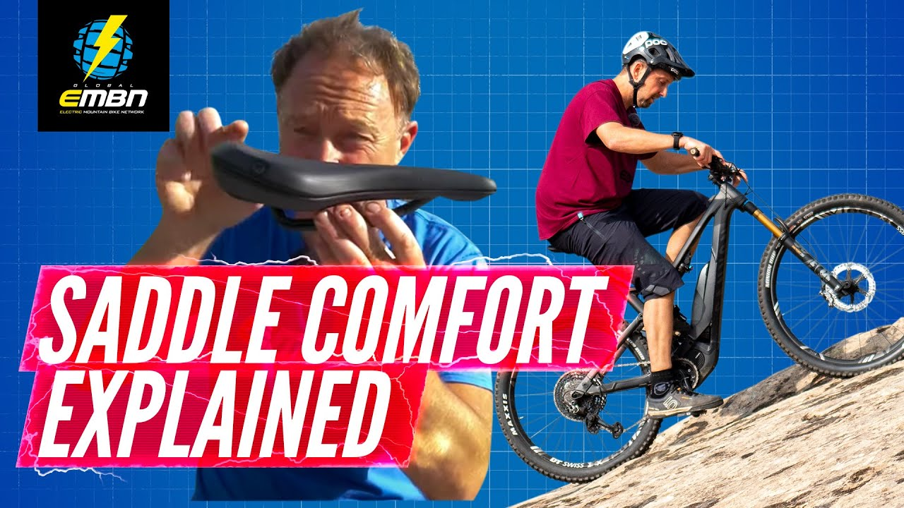 Saddle Comfort Explained   Do You Need An E-Bike Specific Saddle?