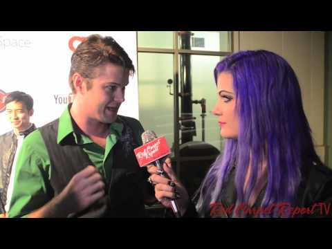 Bryan Forrest at VGHS Season 3 Premiere at YouTube Space LA YouTubeVGHS