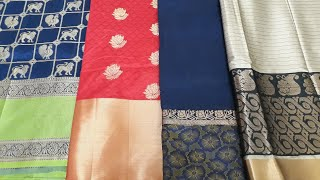 Online Saree shopping haul