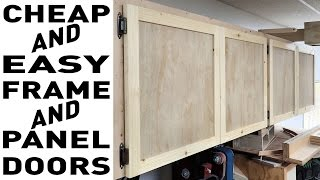 Cheap And Easy Frame And Panel Doors(, 2015-07-01T13:00:00.000Z)