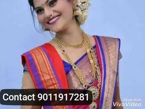 New paithani Wedding collection