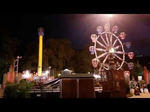 lunapark  bursa kültürpark 2015