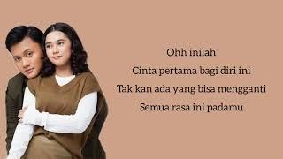 Ziva Magnolya & Rizky Febian - Terlukis Indah (Lirik)