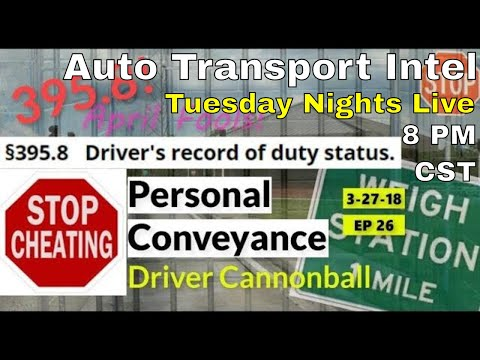 ELD Violation 395.8 Personal Conveyance Rules ELD Deadline A