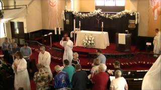 The Fifth Sunday of Easter, April 24, 2016