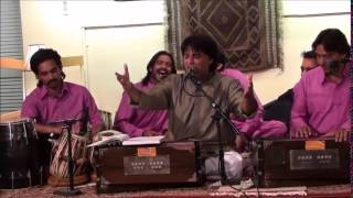 Jo Mangata Hussain Ka Hai  - New Kalam recited by Zaman Zaki Taji in New York