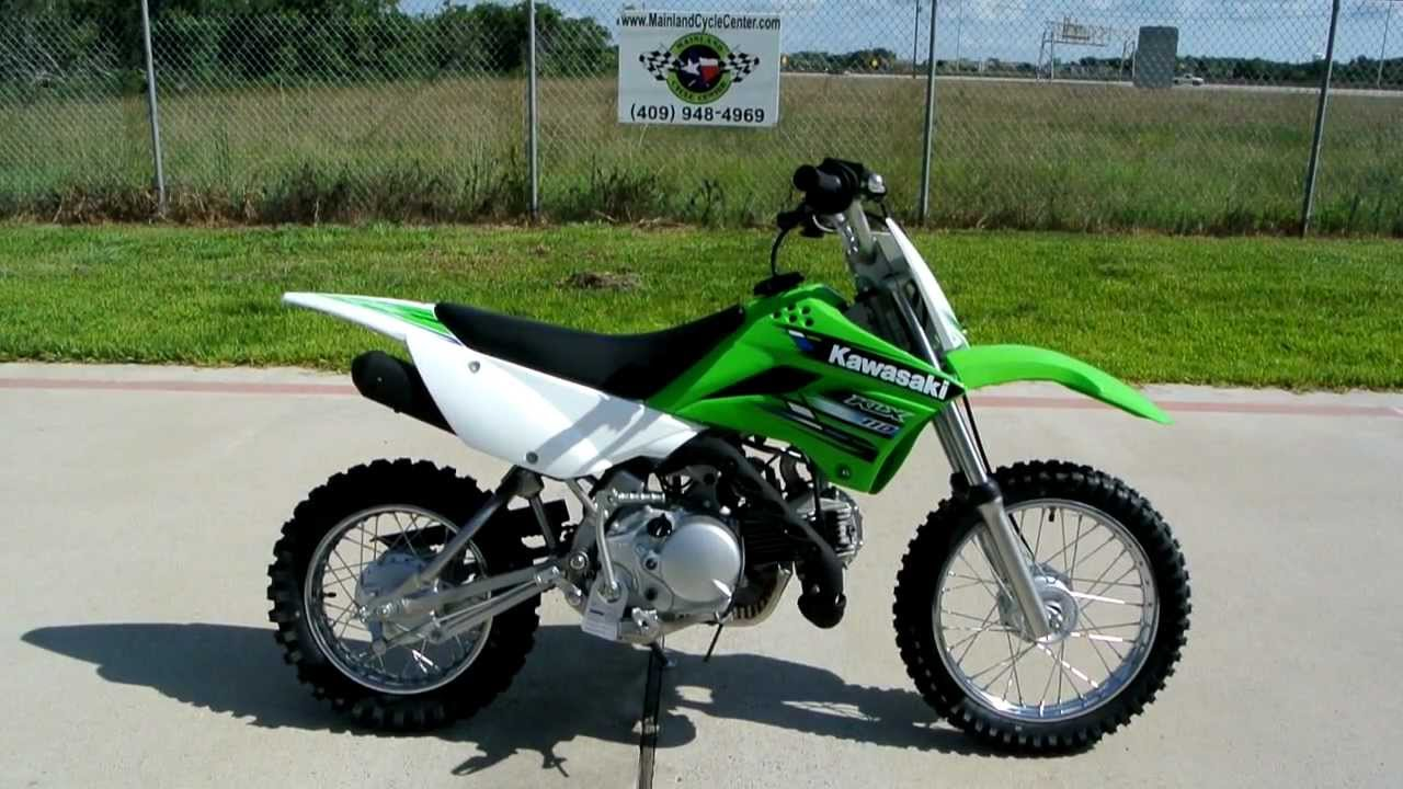 on sale now $1,999: 2013 kawasaki klx110 - youtube