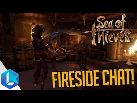 A Video Two Years In The Making... -- Sea of Thieves Chat With Crow's Nest