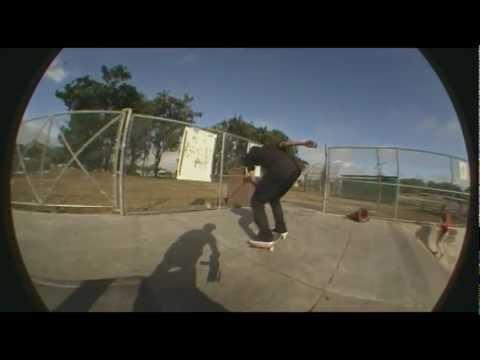 Hawaii Skateboarding Montage