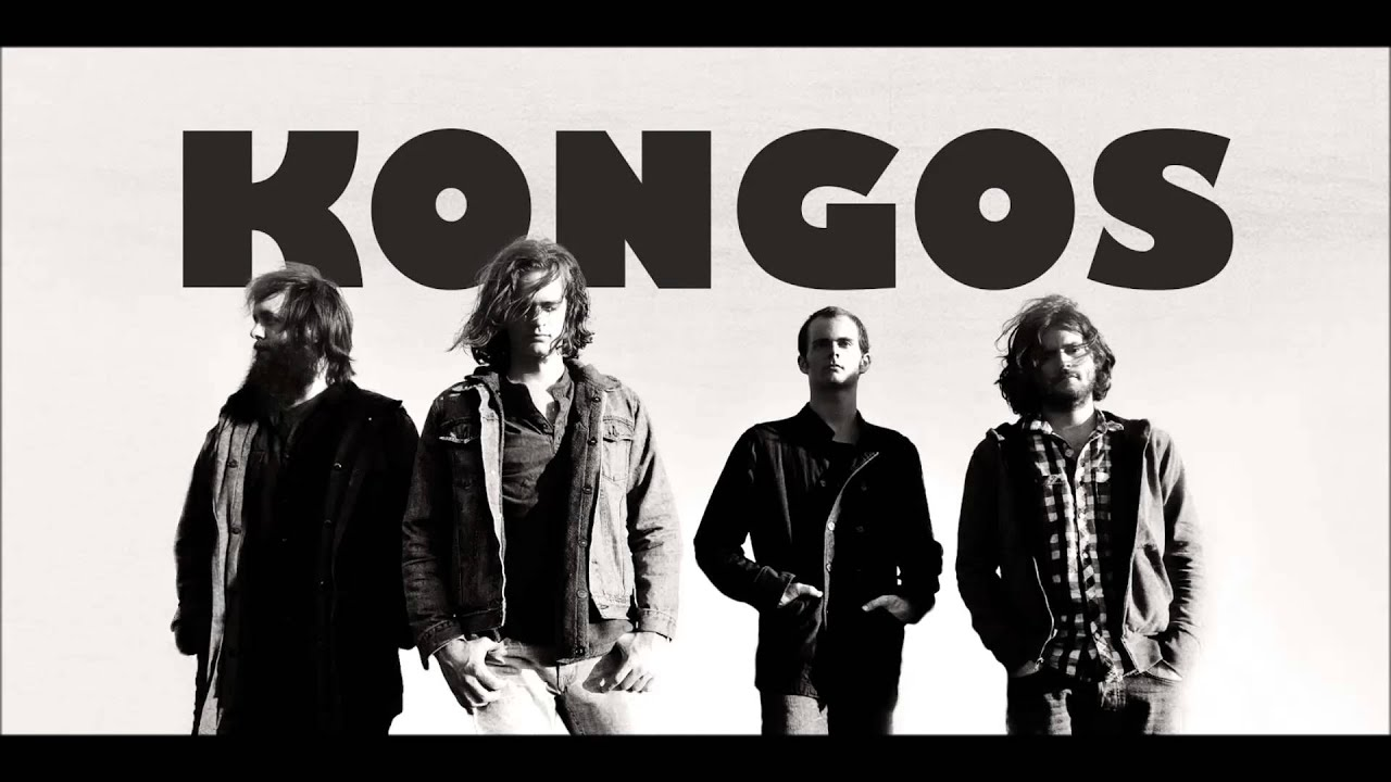 KONGOS - Come with Me Now - YouTube