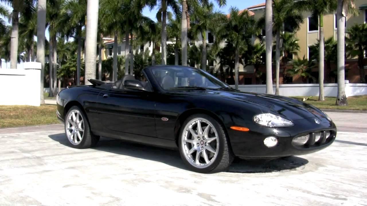 Jaguar Xkr 100 Edition Convertible A