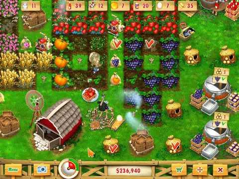 Ranch Rush Gameplay