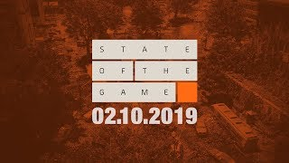 The Division 2: State of the Game #135 - 02 October 2019 | Ubisoft [NA]