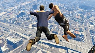 GTA 5 Crazy Day in Life Compilation (Grand Theft Auto V Funny Moments)