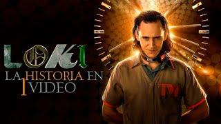 Loki : La Historia en 1 Video