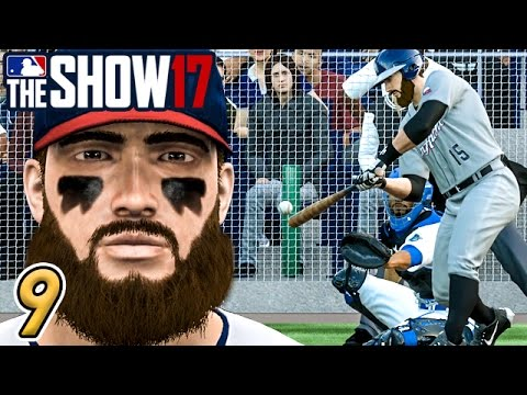 SHOWDOWN VS TULSA! - MLB The Show 17 Road to the Show Ep.9
