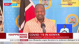 Fatality Rate: 5 patients have succumbed to COVID-19 today, total deaths in Kenya now at 418