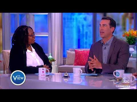 Rob Riggle's Journey From The Marines To Comedy  The View