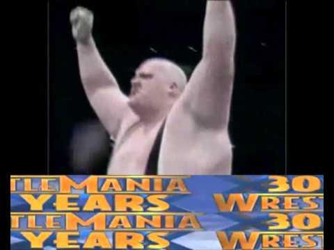 King Kong Bundy WWE2K14 Titantron with (30 Years Of Wrestlemania Arenatron)