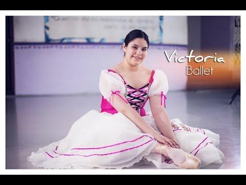 XV AÑOS Victoria Sesion de fotos Quince Años BALLET