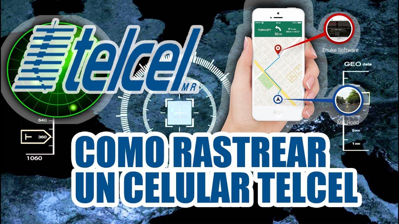 como localizar mi celular por gps telcel