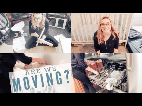 Clean With Me Fail, New IKEA Furniture, Moving Update | Navigating Nicole | 2018