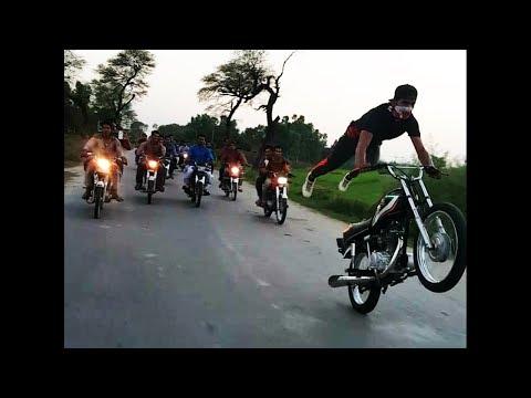 Shani Bacha 302 Wheeling in lahore | One wheeling in Pakistan New - Pakistan Wheeling