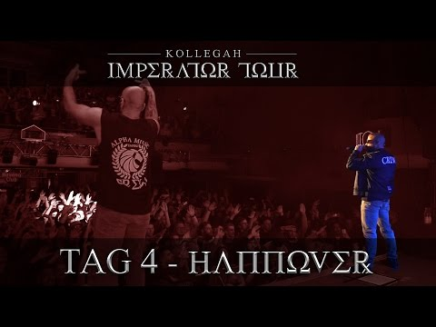 IMPERATOR TOUR - TAG 4 - HANNOVER