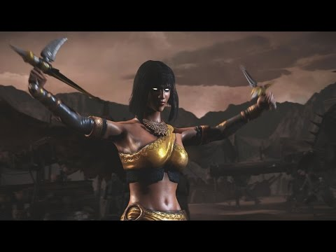 Mortal Kombat X - Tanya X-Ray, All Fatalities/Brutalities and Tower Ending (1080p 60FPS)