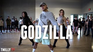 Download Anna Lunoe - Godzilla - Choreography by Kevin Maher   #TMillyTV MP3 song and Music Video