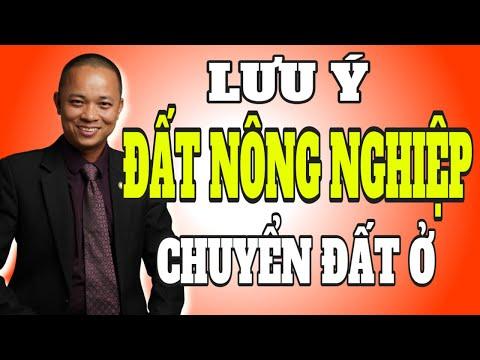 5 lưu ý khi mua đất nông nghiệp chuyển đất ở I Phạm Văn Nam