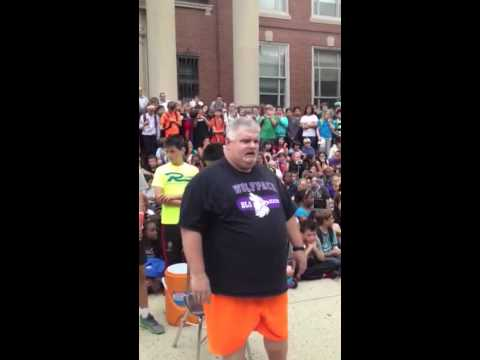 Boston Latin School Summer Program Bucket Challenge 8/22/14