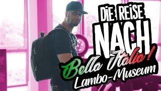JP Performance - Die Reise nach Bella Italia!   Lambo-Museum   Tag 2