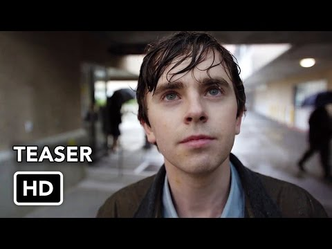 Thumbnail: The Good Doctor (ABC) Teaser Promo HD - Freddie Highmore medical drama