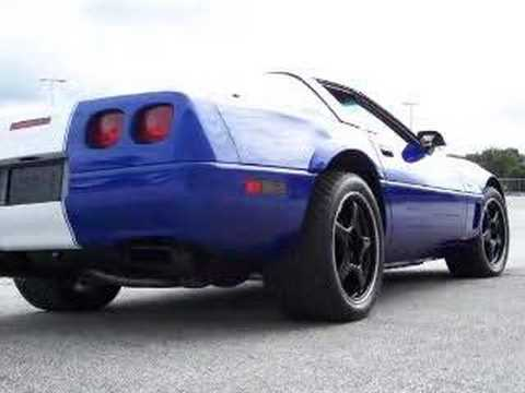 1996 Chevrolet Corvette Grand Sport Coupe 251 Miles Youtube
