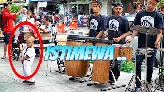 PRIA ISTIMEWA - Angklung Malioboro Carehal Pengamen Kreatif Jogja Via Vallen Dangdut Koplo